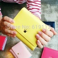 2014 New Women standard wallets Female PU credit card holders Fashion bag Free shipping