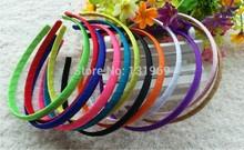 wholesale ribbon covered headbands