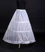 2014 Free shipping Wedding dress petticoat Hoop petticoat increase bind  There is no yarn petticoat
