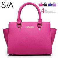 2014 new popular women handbag genuine leather messenger bags Super Star vintage bag Women leather handbags women's shoulder bag