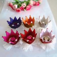 new fashion baby girl crown  hair clips kids hair accessories headbands hair grips 1406HC002