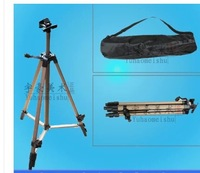 Small hand aluminum alloy frame folding easel painting portable package three tripod Sketchpad display rack art supplies