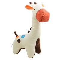 New 2014 Cute animal giraffe baby hold plush soft baby toys ,infant boys/girls toys lsy141