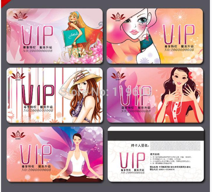 free membership card design template .