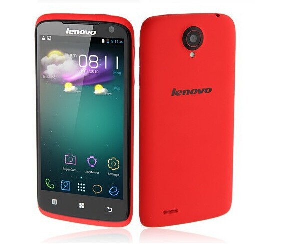 Lenovo S820 android phone MTK6589 Quad core 1.2GHz 4.7inch IPS 1280x720 Dual SIM GPS WCDMA 3G 13.0MP Camera(China (Mainland))