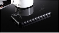 2014 Best Quality Luxury metal aluminum, Tempered glass,mirror skin phone back cover case for Xiaomi M2 M2A MI2A case