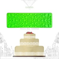 Lace Mold Cake Moulds Silicone Baking Tools Kitchen Accessories Decorations For Cakes Fondant Lace Mat