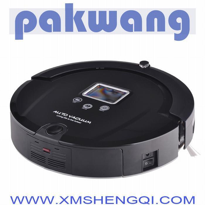 Bagless robotic vacuum cleaner/ best vacuum cleaner(China (Mainland))