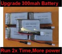 Wltoys V252 Upgrade Battery 3.7v 300mah battery wl v252 Quadcopter parts list