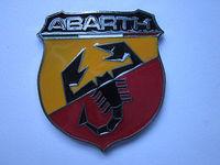 Free Shipping 2014 Universal Type Scorpion Metal 3D Car Badge Emblem Badge Logo Car Sticker for ABARTH