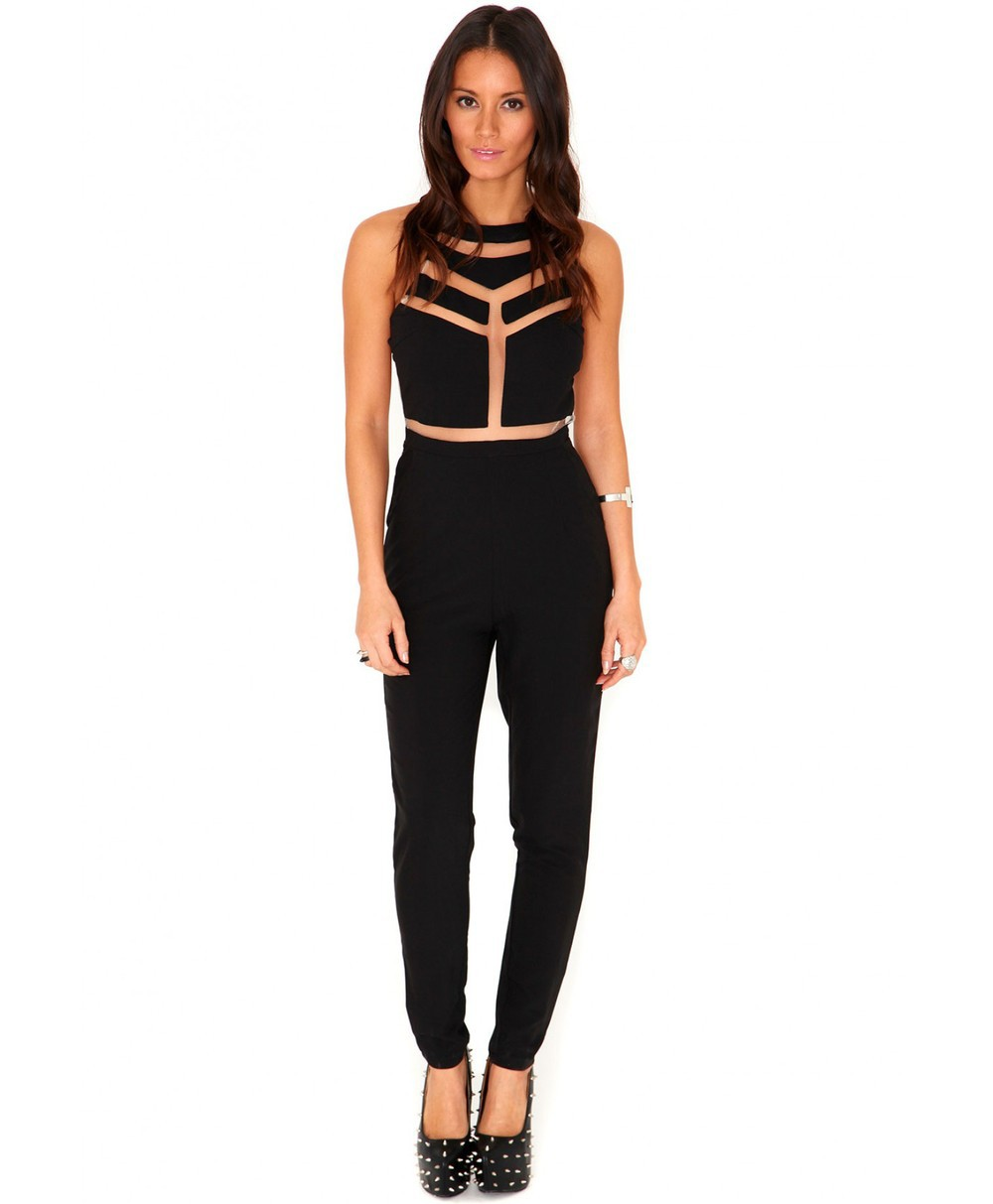 Dressing Up Black Pants