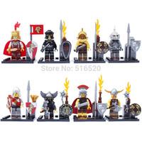 Wholesale Castle Soldiers Figures SY175 Classic Toys DIY Building Blocks Sets Model Bricks Minifigures Toy For Children