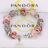 2014 new arrival, Free shipping! 925 silver bracelets for women, snake chain Bracelets & Bangles, beads charm bracelets jewelry