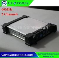 DSO3062L  Automotive Diagnostic Oscilloscope PC USB Oscilloscope 2ch 60Mhz