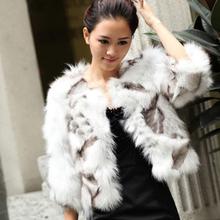 genuine fur coat promotion