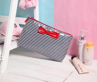2014 New! high quality cosmetic bag Brand cosmetic bag fashion casual women hand bag Free Shipping!