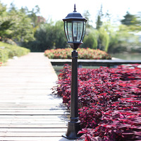 Led lawn lamp lawn lights vintage outdoor lights road lamp gazebo fashion waterproof lamp aluminum