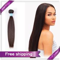 100% Unprocessed Virgin Peruvian Hair Straight 3pcs Lot Cheap Human Hair Extensions Mu Lula Hair Peruvian Straight hair Weaves