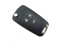 Remote Key 3 Button For Opel 433MHZ HU100 Blade