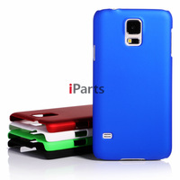 2pcs Free Shipping Ultra Thin Slim Matte Frosted Color Hard Silicone Grip Back Case Cover for Samsung Galaxy S5