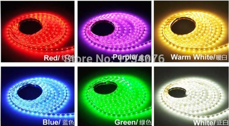 [해외]LED 유연한 조명 3528 SMD 12V 60 / 비 방수 IP20 LED 스..