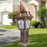 Outdoor lawn lamp led garden lamp lawn lights fashion strightlightsstreetlights villa lamp waterproof landscape lamp