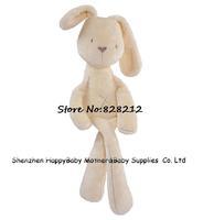 Retail Comfortable Baby Sleeping Doll Children Toys Birthday Gift Stuffed Soft Plush Animal Doll 1pcs Free Shipping TY-14013