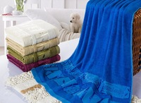 "free shipping 5 colors Bamboo towels, Size 55""x27""(140x70cm), Towels bathroom adults bath towel"