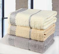 free shipping 3 colors pure cotton  Large size bath towel, 90*180, Towels bathroom adults bath towel