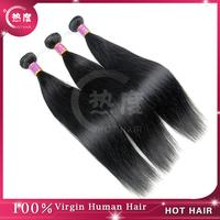 Malaysian Virgin Hair Straight Hair  Bundles,Hot Hair 5A  Unprocessed Virgin Malaysian Hair 3pcs lot