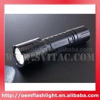 Svitac ST-1 Cree XML-L2 U2 1-Mode 900 Lumens Diving Flashlight (1 x 18650 / 2 x CR123) - Black