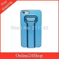 2014 new arrival lighter case for iphone 5 5s Businessman Style Cigar Lighter Back Case bottle opener case for iphone 5s