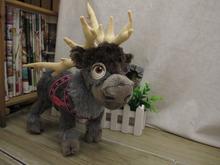 New Plush dolls Soft Sven fashion reindeer doll stuffed animal Toys 20cm(China (Mainland))