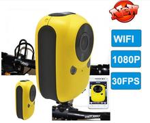 New arrive H5c  FULL HD 1080P Sports action Camera  Bike Helmet digital mini Portable Sports Camera Camcorders with Wifi