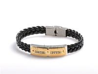 Men Jewelry Men Bracelets Genuine Leather Anchor Wholesale TO Worldwide