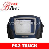Professional PS2 truck diagnostic tool PS2 Diesel Scanner Heavy Duty 100% original+Free online update