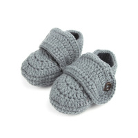 2014 Handmade Newborn Baby Boy Girl 100% Cotton Crib Shoes Footwear Infant First Walkers Shoes(2 pairs/lot)2 Colors