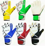 Bband Goalkeeper Gloves Uhlsport Latex  Football Goalkeeper Gloves Breathable Lungmoon Latex plam Soccer/Football Gloves