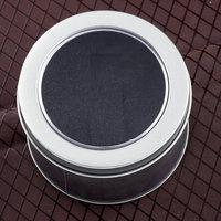 3pcs Watch And Jewelry Iron Round Packing Box Free Shipping