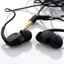 High Quality Metal 3.5mm in ear Earphone Noise Cancelling Earpods Headphones for Cell Phone iPhone HTC SONY Samsung s3 s4