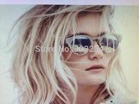 designer ladies fashion sunglasses  famous brand  large vintage 2014 with box  original girls eyewear sun glasses  -sunday