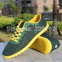 New 2014 fashion brand summer men British European American casual breathable mesh shoes, sailing shoes, skateboarding shoes