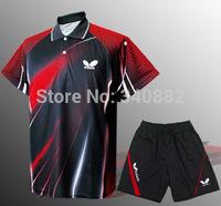 ORIGINAL butterfly table tennis Jacket shorts butterfly table tennis T-shirts sportsuit ping pong sportswear butterfly uniform