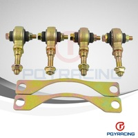 FOR 92-95 CIVIC EG BRASS FRONT UPPER CONTROL ARM BUSHING KIT REPLACEMENT PERFORMANCE