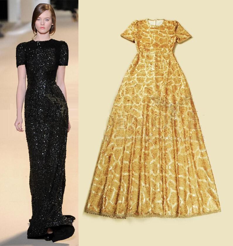 Вечернее платье Vestido Elie Saab вечернее платье backless evening dresses sequin elie saab z2013122702