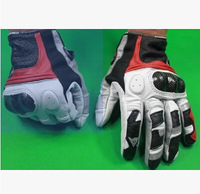 Motorcycle Gloves/Motorcycle Accessories/leather Gloves/motorbike Gloves leather gloves racing M L XL