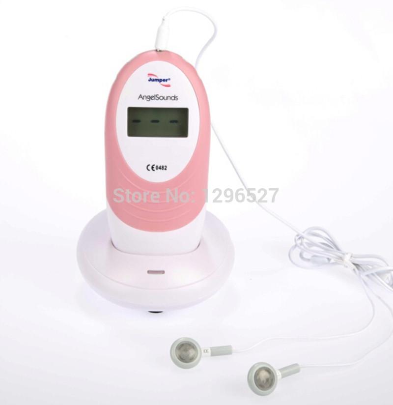 2014 newest fetal heart rate doppler prenatal baby fetal doppler heartbeat sound monitor baby. Black Bedroom Furniture Sets. Home Design Ideas