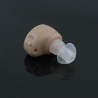 Best Sound In-ear Amplifier Adjustable Tone Hearing Aid Aids New Free Shipping