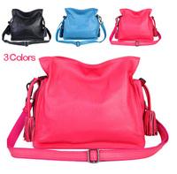 New 2014 women handbag genuine leahter women's messenger bags Famous brand women's cross-body shoulder bags big shopping bag