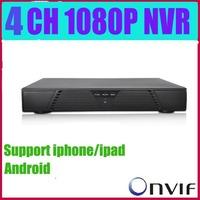 CCTV 4CH Full D1 H.264 DVR Standalone 960H DVR SDVR/HVR/NVR Security System 1080P HDMI Output DVR PTZ support onvif